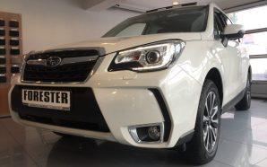 Subaru Forester: synonim nieograniczonych możliwości