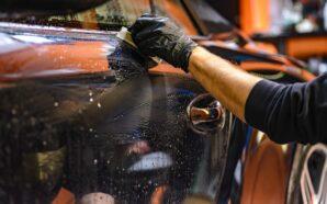 Auto czyste na błysk